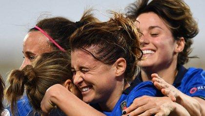 Femminile: l'Italia travolge Israele e vola alla fase finale degli Europei