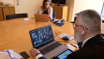Gruppo interparlamentare di amicizia San Marino UK: l'incontro online