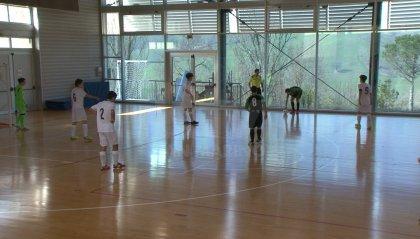 Futsal U19: l'Aposa vince a San Marino
