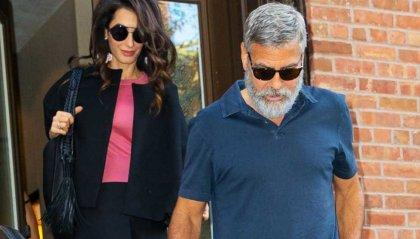 Clooney ironizza sulla quarantena