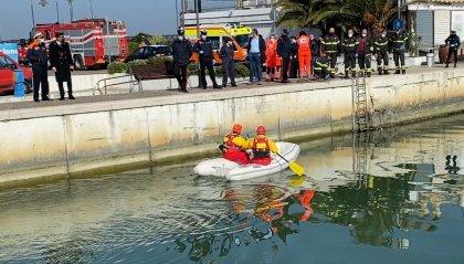 Riccione: ritrovato corpo di una 80enne nel porto