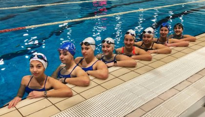 Nuoto artistico: Synkrons San Marino riparte dal podio