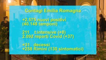 """Emilia Romagna, aumentano le zone in """"arancione scuro"""", ma primi effetti positivi delle vaccinazioni"""