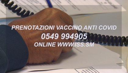 Prenotazioni vaccino anti Covid: potenziato il servizio, dopo la pioggia di telefonate al numero telefonico