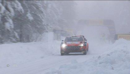 WRC, Rally Finlandia: Tanak davanti a tutti