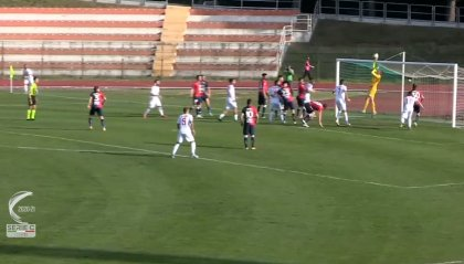 Il Matelica sorprende la Virtus Verona, 1-1 tra Vis Pesaro e Gubbio