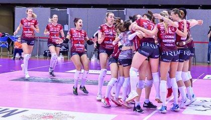 Perugia vince a Firenze e condanna Brescia all'A2