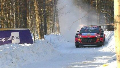 Tanak trionfa in Finlandia