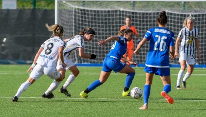 Bella San Marino Academy contro la Juventus