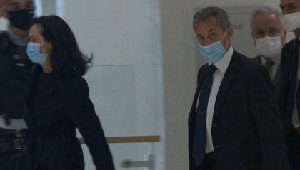 Sarkozy condannato a 3 anni, uno di carcere