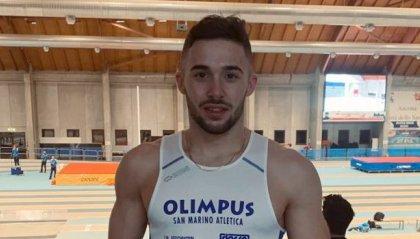 Atletica: Sansovini a Torun per l'Europeo indoor