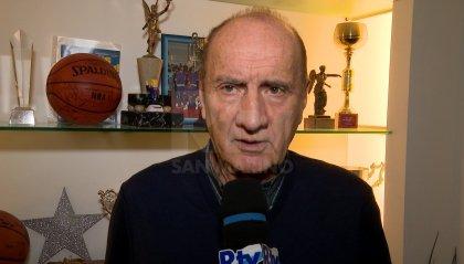 "Luciano ""Lucky"" Capicchioni: manager sammarinese di Kukoc, Sabonis e Danilovic"