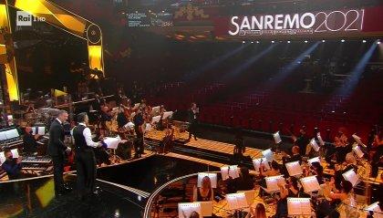 Sanremo 2021: 11 milioni davanti alla tv per la prima serata nel festival più complicato di sempre