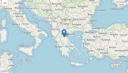 Forte terremoto di magnitudo 6.3 in Grecia