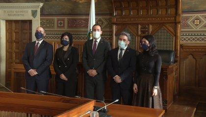 Giustizia: oggi il giuramento dei Giudici d'Appello Pierfelici e Di Bona e dei Commissari della Legge Santoni e Beccari