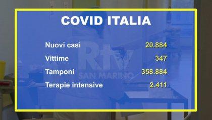 """Covid, Bonaccini: """"rischiamo di essere travolti"""""""