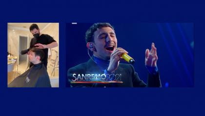 Random a Sanremo: Marco Nucci, hair stylist dell'artista commenta la seconda serata