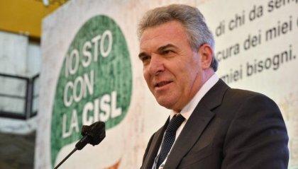 Luigi Sbarra nuovo Segretario CISL: il messaggio di congratulazioni della CSdL