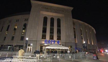 Lo Yankee Stadium diventa centro vaccinazioni H 24
