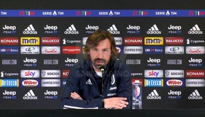 C'è Juve-Lazio, Pirlo fa la conta dei recuperabili