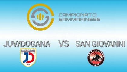 Juvenes/Dogana - San Giovanni     (Live dalle ore 15.00)