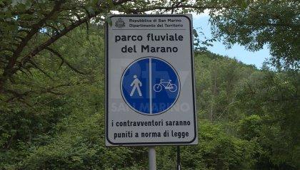"""Pista ciclabile """"internazionale"""" Rimini- San Marino: anche Riccione dice sì"""