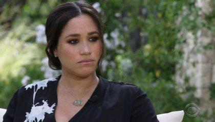 Royal Family: suicidio, razzismo, fango. Meghan attacca reali inglesi in tv