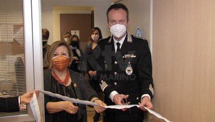"""In Gendarmeria """"Una stanza per te"""": concreto sostegno alle vittime di violenza"""