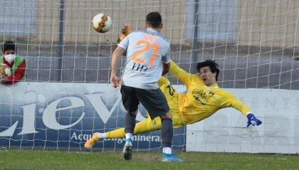 Ancora una sconfitta per il Ravenna, battuto 3 a 1 sul campo del Gubbio