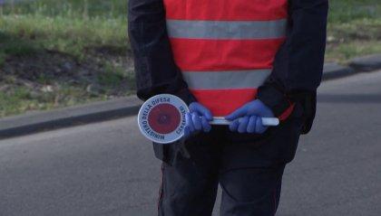 Controlli covid, bloccati dalla Polizia Locale 20 scooteristi minorenni a Riccione
