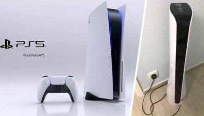 Il nuovo purificatore d'aria in realtà è una Playstation 5