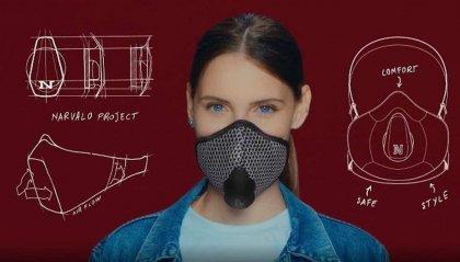 La mascherina pensata per chi corre