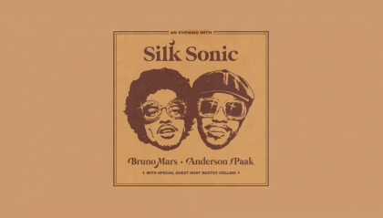 Bruno Mars e Anderson Paak diventano i Silk Sonic!