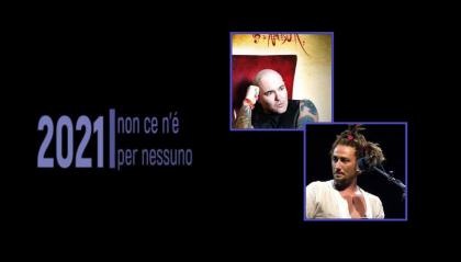 #IOSTOCONGLIARTISTI - Al telefono: Nabuk & Filippo Tirincanti