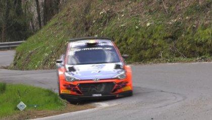 CIR: parata di stelle al Rally di Sanremo