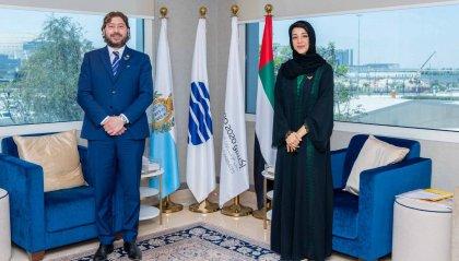 Un business forum San Marino - Emirati Arabi: le collaborazione possibili del dopo Expo
