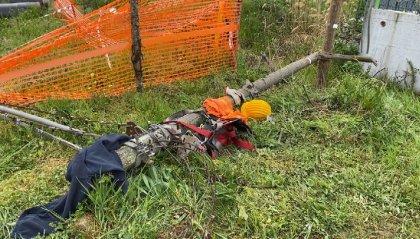Talamello: operaio 58enne cade da diversi metri; trasportato in elisoccorso