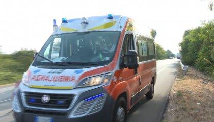 San Martino Monte L'Abate: auto esce di strada, grave un bimba di 11 anni