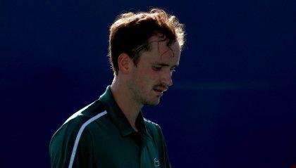 Tennis; Medvedev positivo al Covid salta Montecarlo