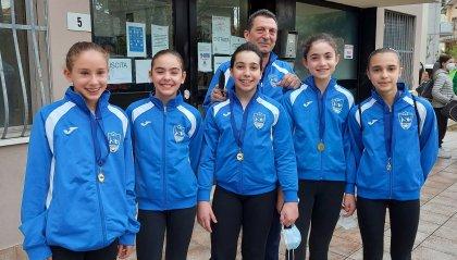 Ginnastica artistica: soddisfazioni per le atlete dell'Accademia della Ginnastica San Marino A.S.D.