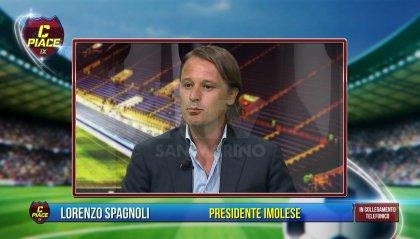 """Imolese, Spagnoli: """"L'allenatore è Mezzetti ma in panchina ci sarò anche io"""""""
