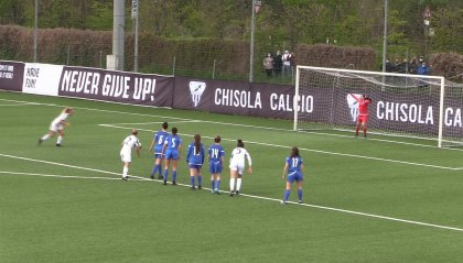 Primavera Femminile: Juventus - San Marino Academy 6-0