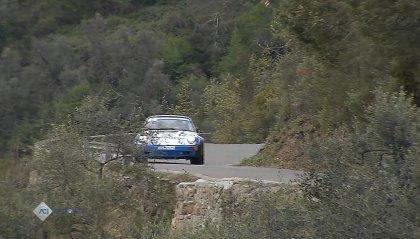 Sanremo Rally Storico: Da Zanche trionfa