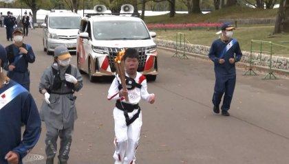 100 giorni ai Giochi, la torcia marcia verso Tokyo