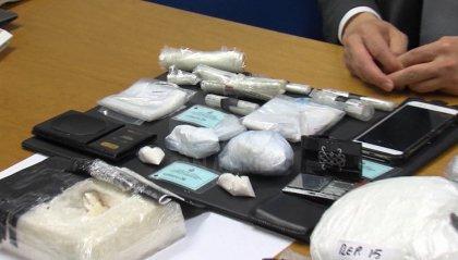 Tribunale: condannato 50enne bresciano; nel 2019 la Gendarmeria gli sequestrò quasi 840 grammi di cocaina