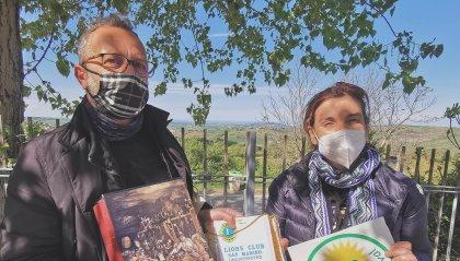 Scambio di doni fra Lions Club San Marino e Green Festival