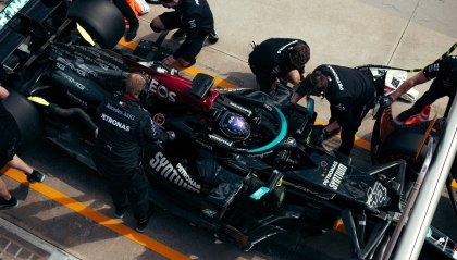 Formula 1: Mercedes protagoniste a Imola