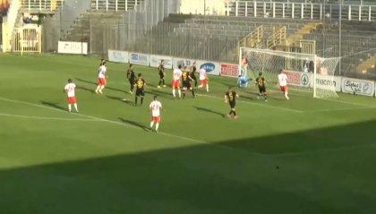Il tris del Perugia spinge il Ravenna verso la D (0-3)