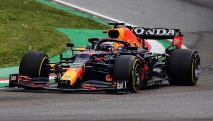 Verstappen vince a Imola