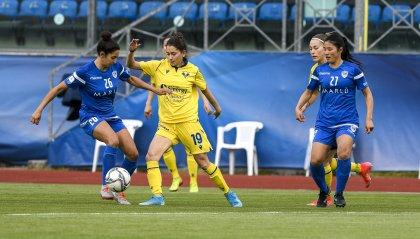 Femminile: il Verona passa a San Marino e si salva